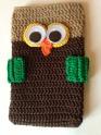 crochet pattern free owl cosy samsung note