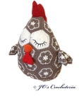 africanflowerchickenroosterpillowcrochetpattern3
