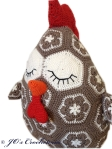 africanflowerchickenroosterpillowcrochetpattern4